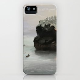 a crumbling hope iPhone Case