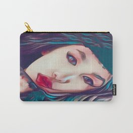 Glass Houses Carry-All Pouch