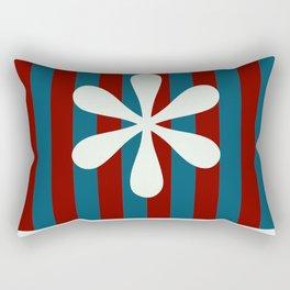 Asterisk Instant Rectangular Pillow
