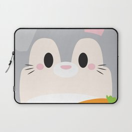 Bunny Block Laptop Sleeve