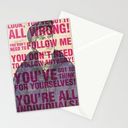 Individuals Stationery Cards