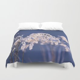 Out of the Blur Duvet Cover