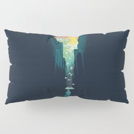 I Want My Blue Sky Pillow Sham