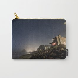Starry Beach Carry-All Pouch