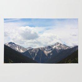 Colorado Mountains Rug