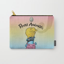 Party Animals | Totem Carry-All Pouch