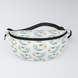 Pufferfish - Puffed up Fanny Pack