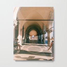 Venice, Italy Architecture  Metal Print
