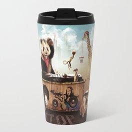 Party Animals Travel Mug