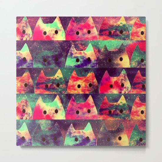 cats-131 Metal Print