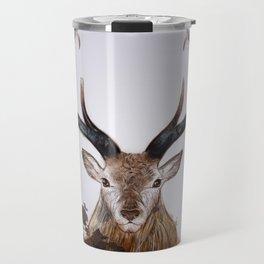 Cervus Canadensis Travel Mug