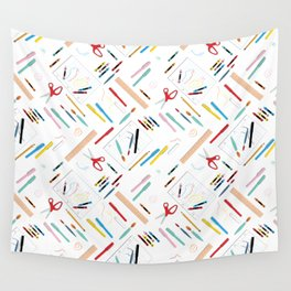 Back to School 2020 Wall Tapestry
