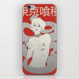 Kaneki iPhone Skin