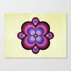 Flower pattern 03 Canvas Print