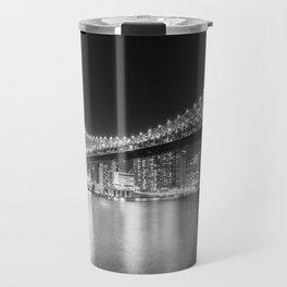 NYC Skyline Travel Mug