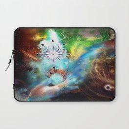 Conjuring the Cold Laptop Sleeve