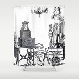 HOUSEWORK Shower Curtain