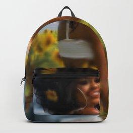 Summer girl Backpack