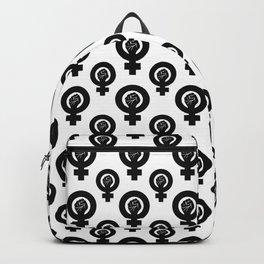 Feminist Symbol Backpack