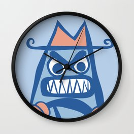 El Conductor Wall Clock