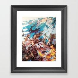 Final Fantasy Framed Art Print