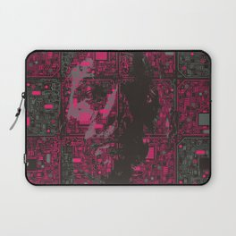 Ghost In The Machine Laptop Sleeve