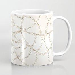 Beaded Pearls Coffee Mug