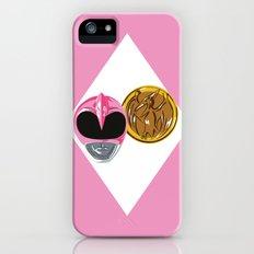 Pink Ranger iPhone (5, 5s) Slim Case