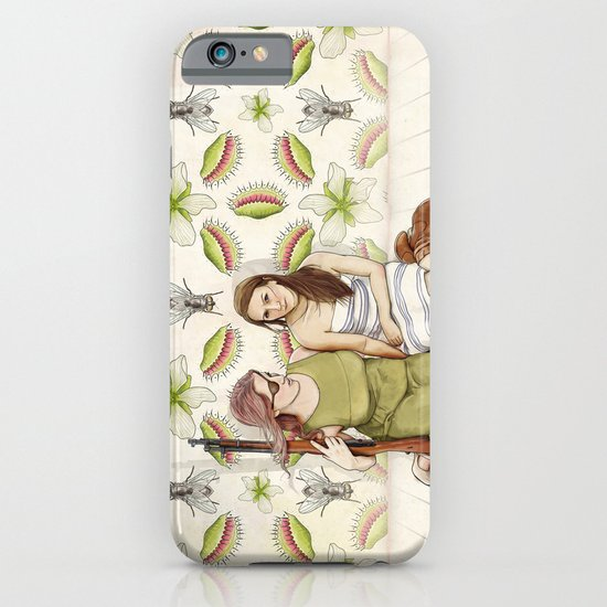 The Cost of Protection iPhone & iPod Case