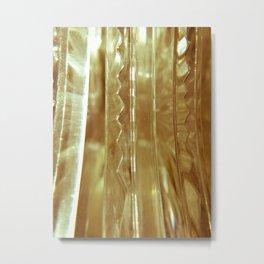 Plastic Prisms Metal Print