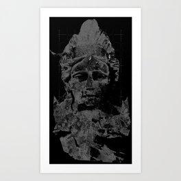 Unheavenly Art Print