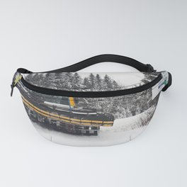 Winter Mode activated Fanny Pack