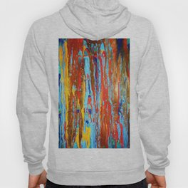 Abstract Composition 382 Hoody