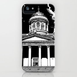 Helsinki Cathedral iPhone Case