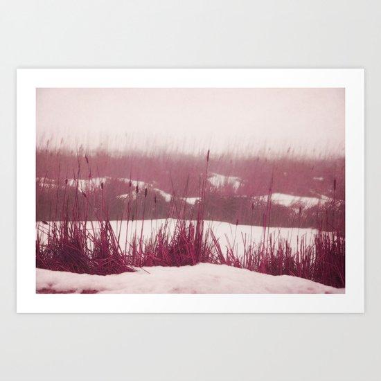 Melancholy Art Print