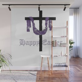 Easter Cross Wall Mural