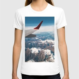 THE VIEW FROM ABOVE T-shirt