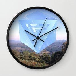 Shenandoah Valley Part II Wall Clock