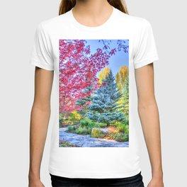 Colofull Garden T-shirt