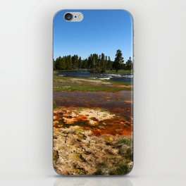 Firehole River Colors iPhone Skin