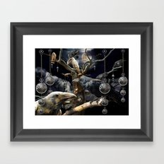 Thirty Pieces of Silver Framed Art Print