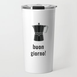Coffee Lover Cappuccino Cafe Fans Design Travel Mug