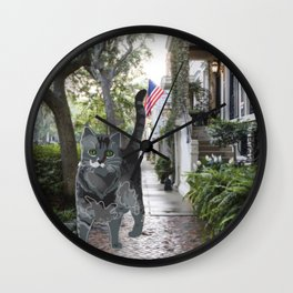 On Jones Wall Clock