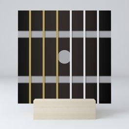 Guitar Neck Fretboard - Music Mini Art Print