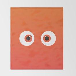 PIXAR CHARACTER POSTER - Nemo 2 - Finding Nemo Throw Blanket