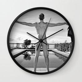Freedom Wall Clock