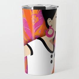 'Ssssh!' Subway Soul Travel Mug