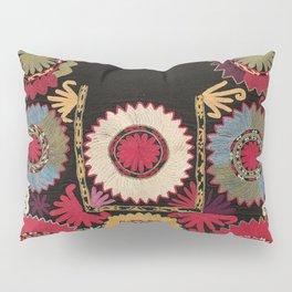 Lakai Uzbekistan Embroidery Print Pillow Sham