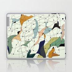 Chained birds Laptop & iPad Skin