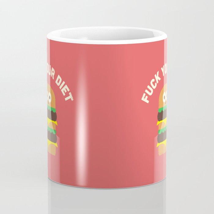 Discounting Calories Coffee Mug